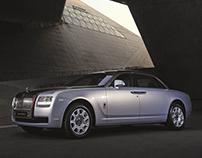 Bespoke Design: Rolls-Royce Ghost 'Canton Glory'