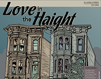 Love the Haight | Record Art