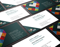 Business Card Design - Nahdi Medical Company