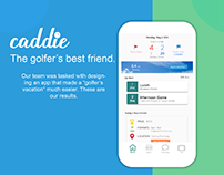 Caddie - the Golfer's Best Friend