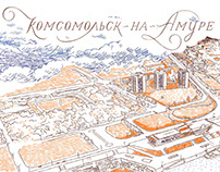 Komsomolsk-na-Amure for dv.land