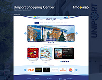 Uniport Shopping Center Website