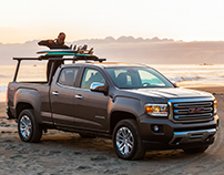 Crafted For The Future - GMC Canyon