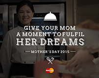 MasterCard Mother's Day 2015 Online Video