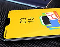 OnePlus 6 Concept Phone