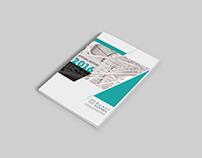 TANMIA Annual report design