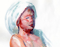 Life Drawing & Painting