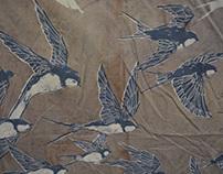 Yan Zi Fabric