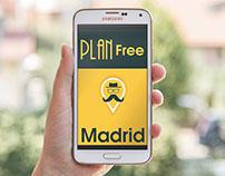 UI App Plan Free Madrid