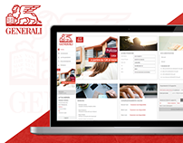 GENERALI - Firenze Rifredi branch Wep App