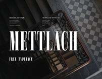 Mettlach Typeface   Шрифт Метлах