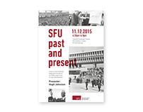 SFU History Poster