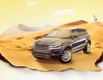 Range Rover campaign