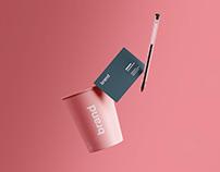 Cup & Business Card Branding Mockup