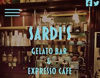 Sardi's Gelato and Expresso Cafe