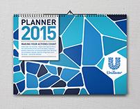 Unilever Corporate Planner 2015