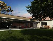 Villa SK visualization