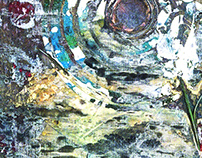 'Creation'... (substance spun forth)