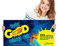 Feelin' Good Mileage Club Rebrand
