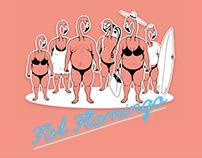 Fat Flamingo