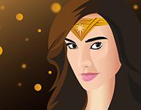 Wonder Woman - Fan Art