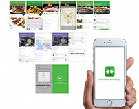 Freshness Approved: App Design