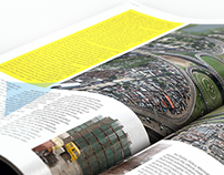 The Times Eureka Magazine Editorial Design