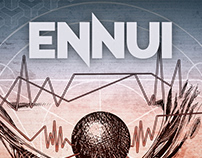 """Album Art - ENNUI """"El Ruido Visible"""""""
