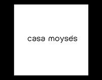 casa moysés