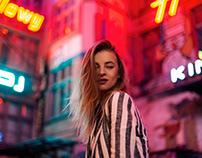 Model: Kateryna Zhuk