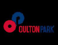 Oulton Park Race Circuit Rebrand
