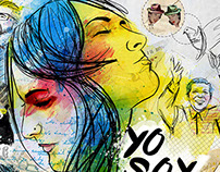 illustration, Yo soy Paz - Mallpocket Magazine Colombia