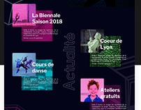 18e Biennale de la danse, Lyon