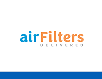 Air Filters Delivered Promotional Graphics