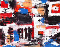 Abstract Paintings I