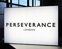 PERSEVERANCE London