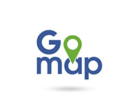 Logo for Go Map My Business