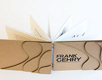 Frank Gehry | Architect Study and Informational Book