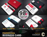122 Free Business Card Bundle