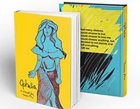 Ophelia Illustrated Book Cover
