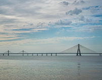 Unique Perspective Photography at Bandra Worli Sea Link