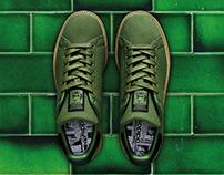 Adidas Originals: Britpack campaign retouching