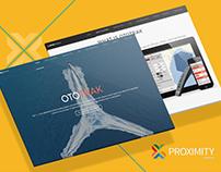 Ototrak Website and Online Store