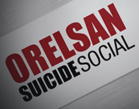 Orelsan : suicide social (music video)
