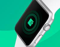 UX/UI Watch App Design