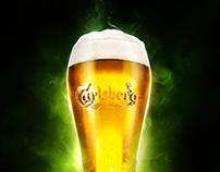 Carlsberg Beer - CGI