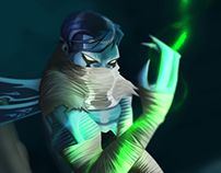 Legacy of Kain - Soul Reaver - Raziel