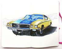 Sketch auto