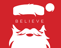 Believe-Holiday Campaign