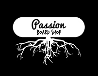 Passion Board Shop Website